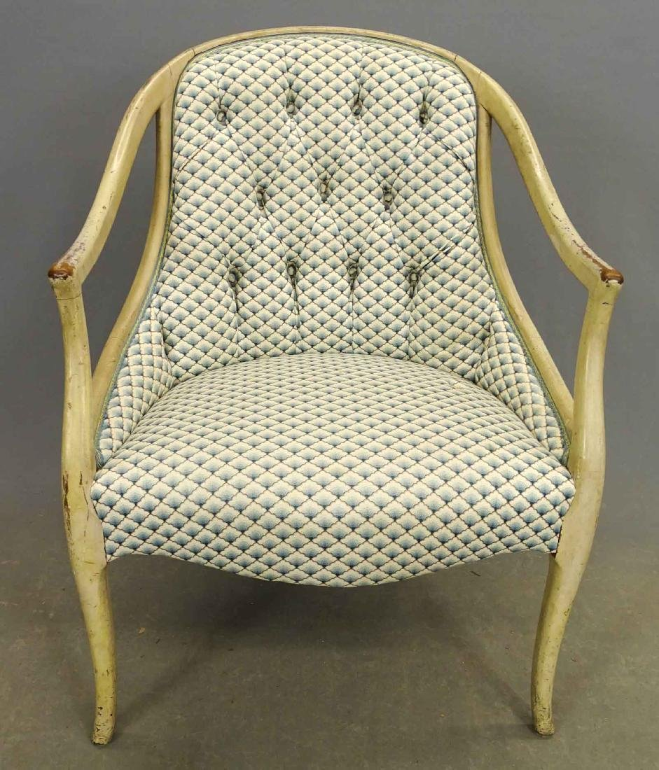 Decorative Upholstered Chair - 2