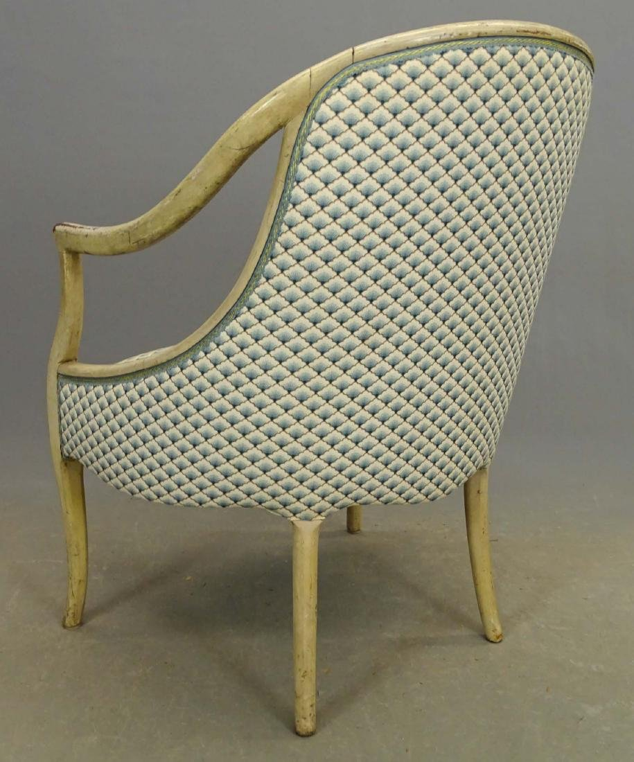 Decorative Upholstered Chair - 4