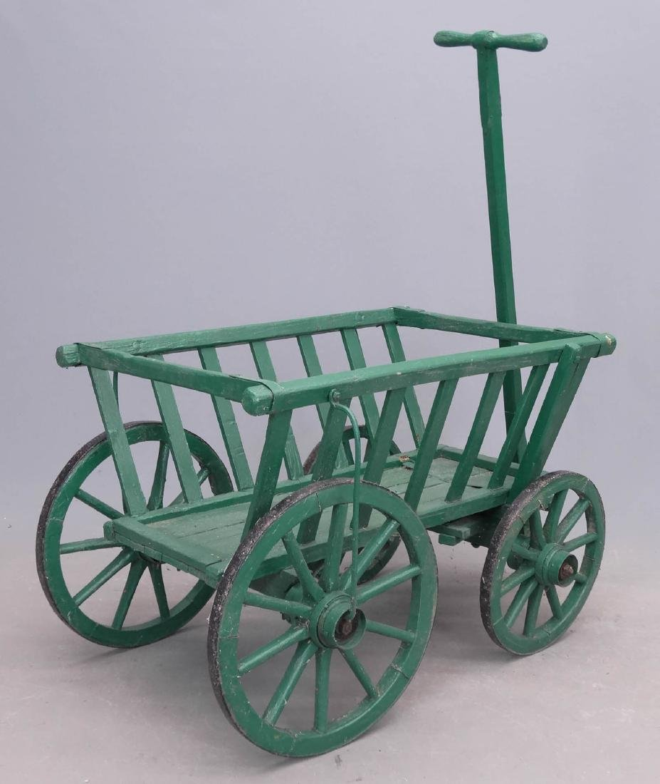 Goat Cart - 3