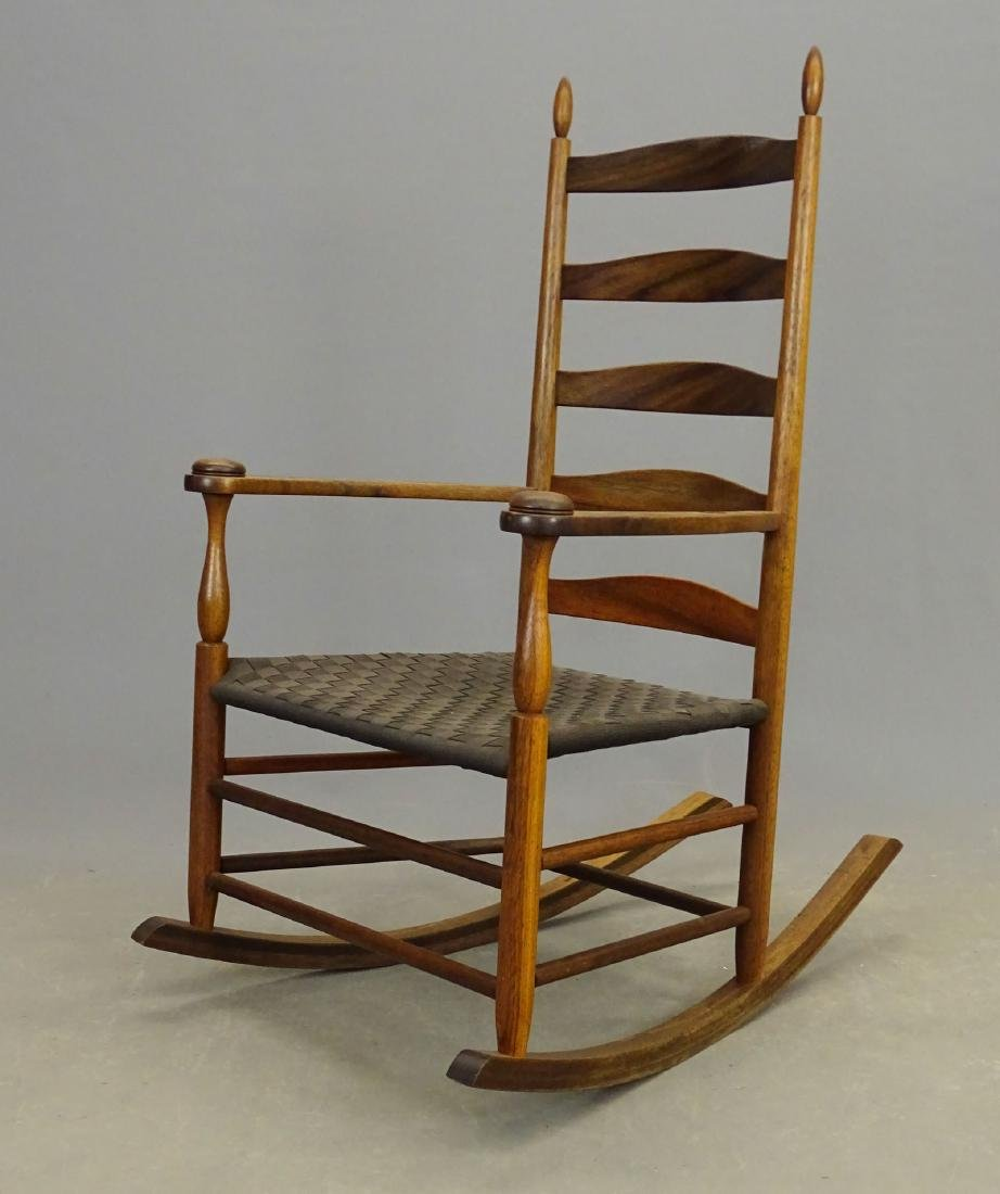 Shaker Style Rocking Chair