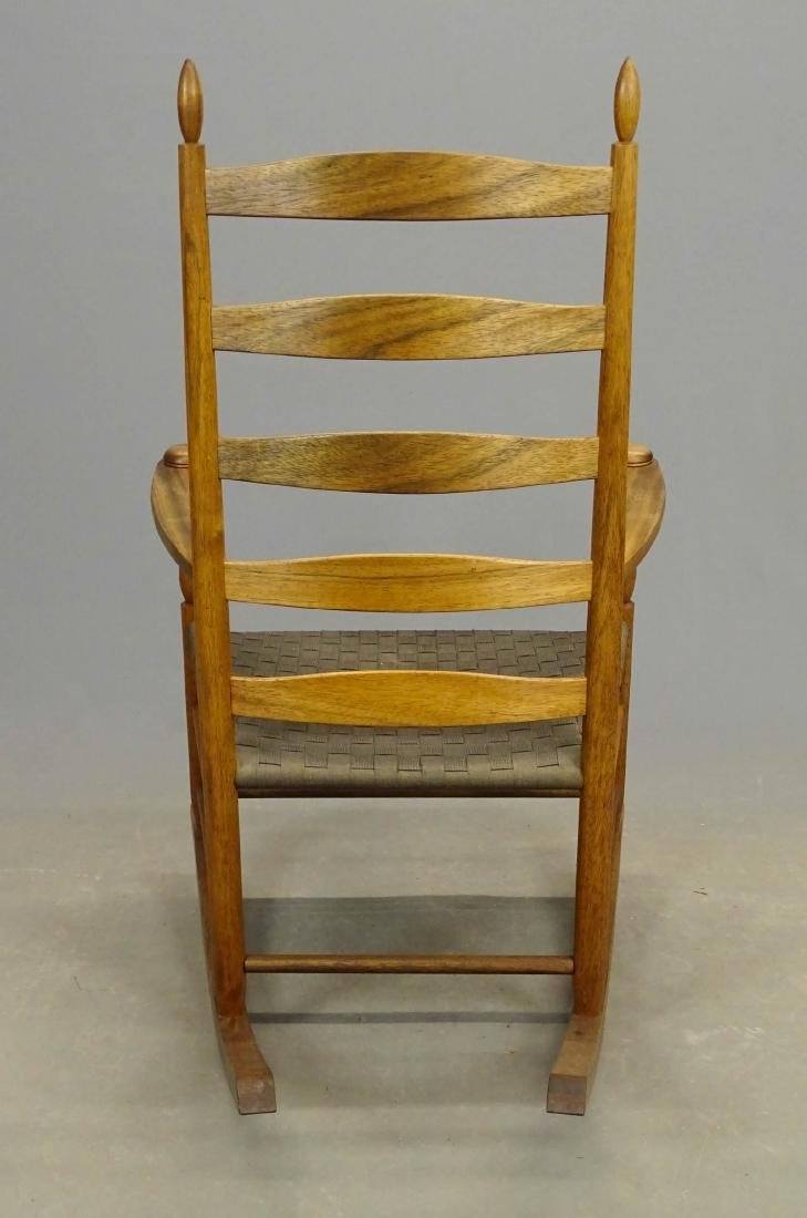 Shaker Style Rocking Chair - 5