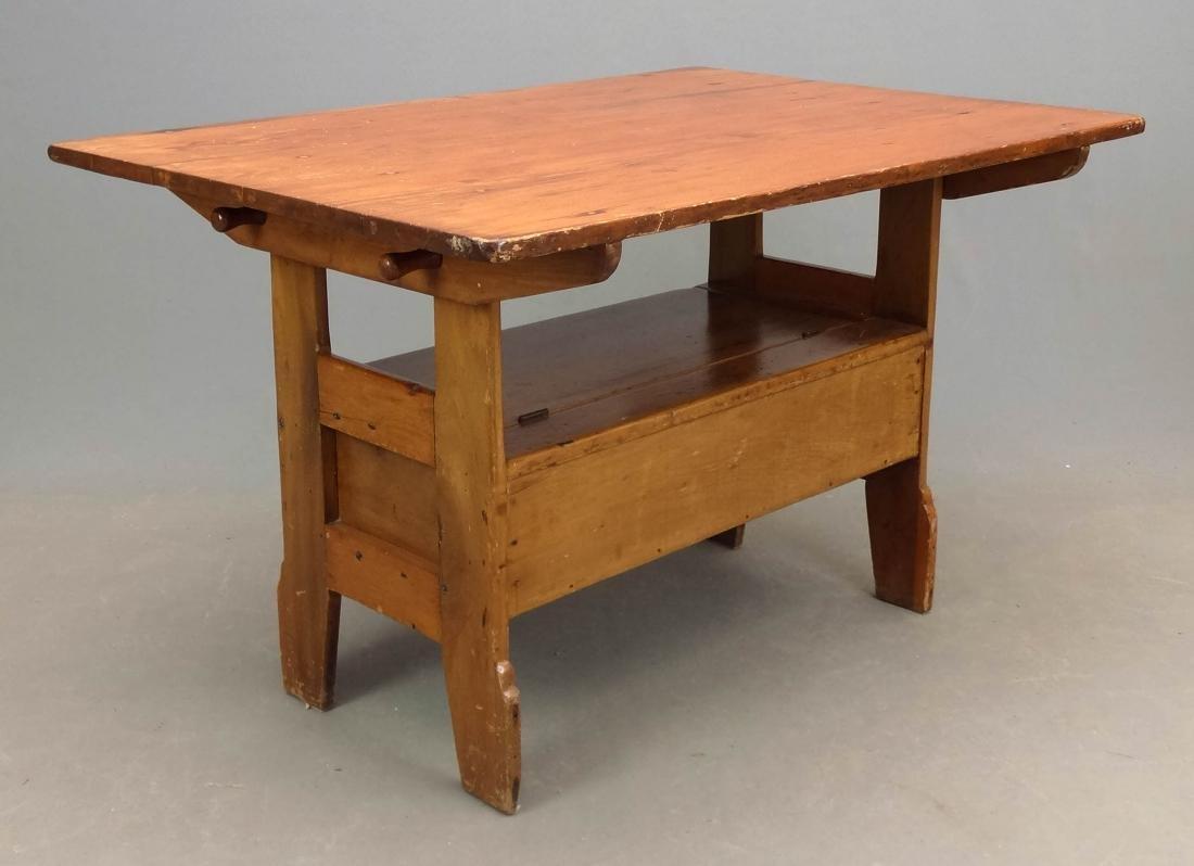 Hutch Table - 4