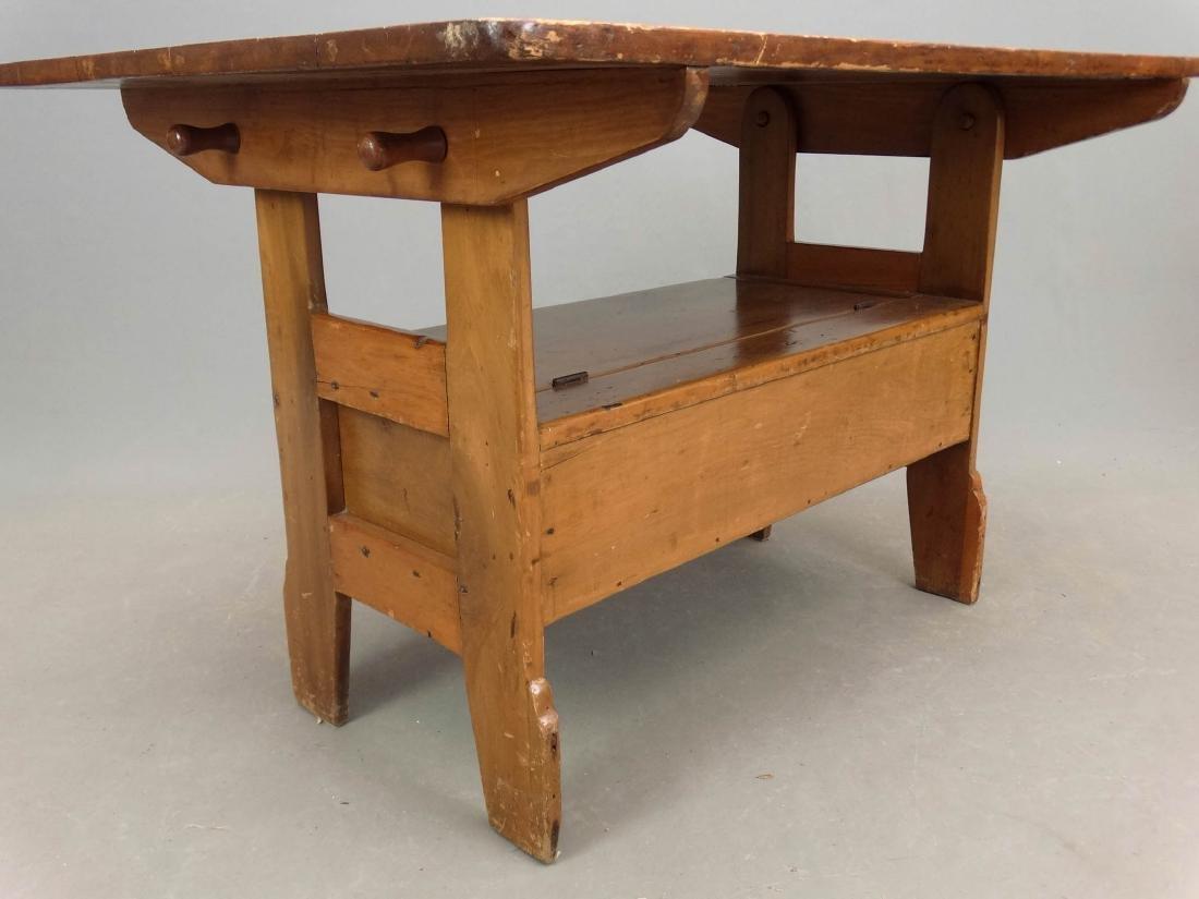 Hutch Table - 5