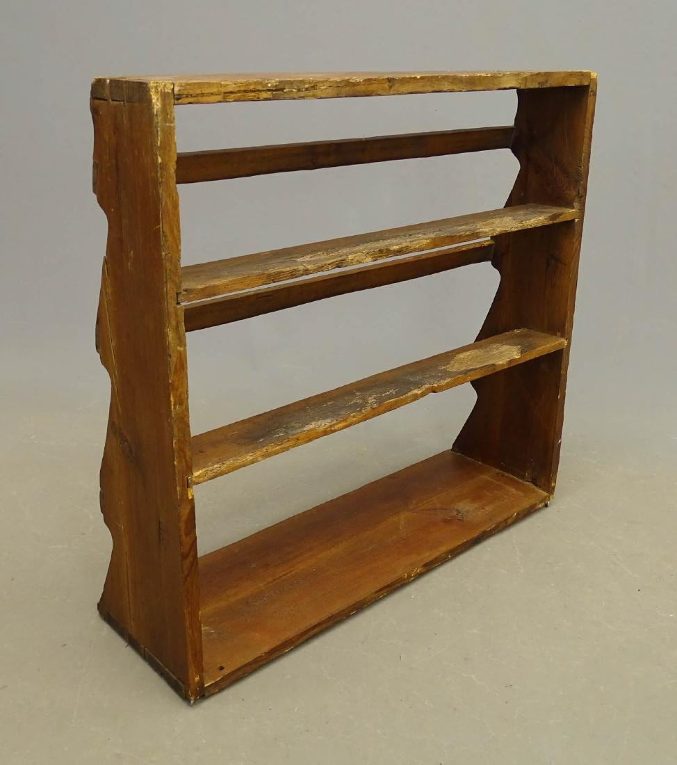 19th c. Hanging Shelf - 3