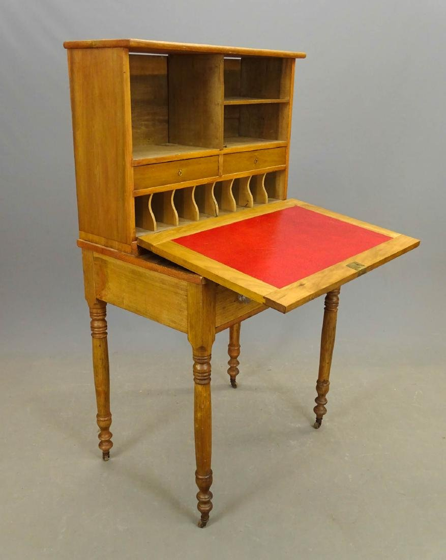 19th c. Plantation Desk - 2