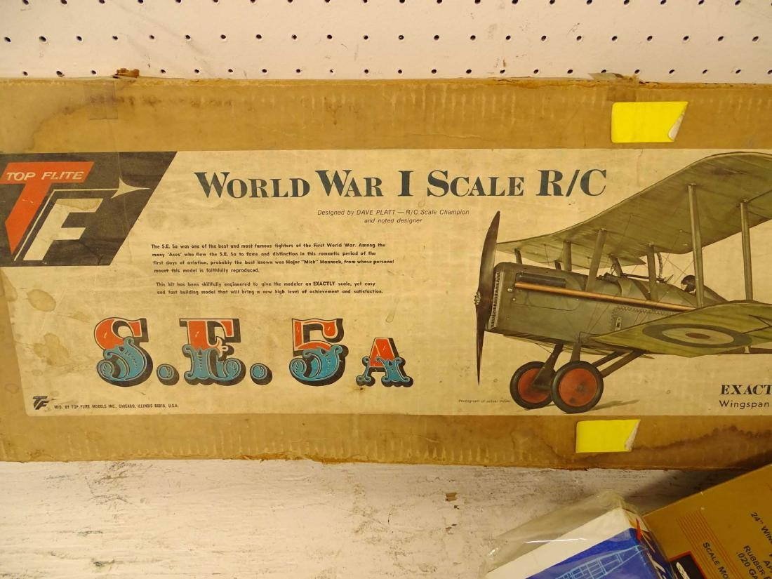 Collection Of Model Kits - 2