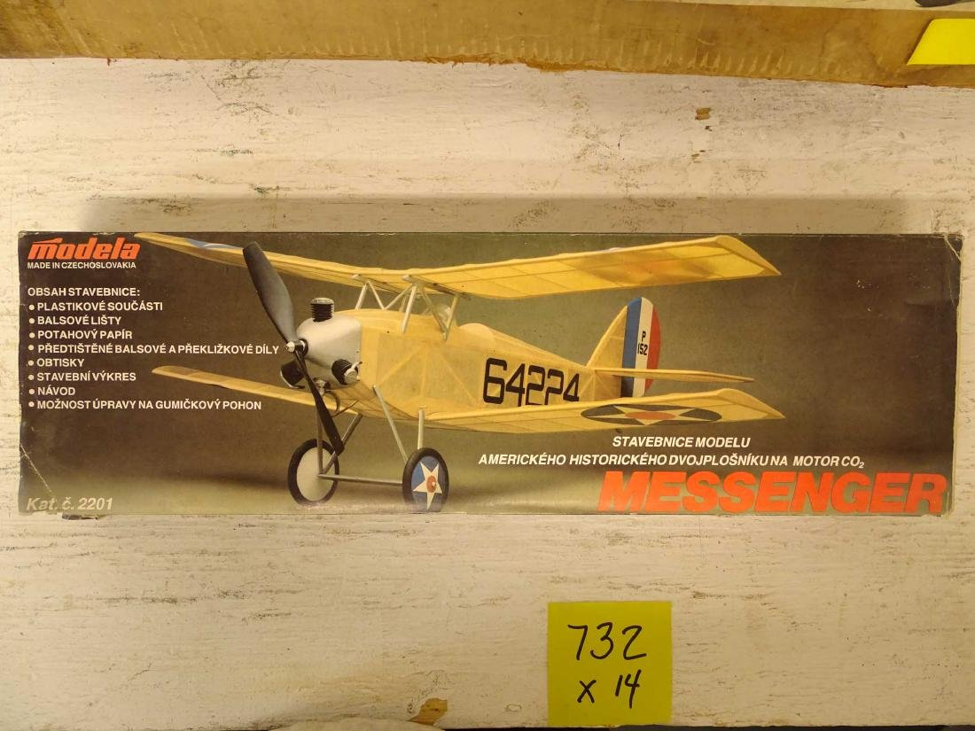 Collection Of Model Kits - 5