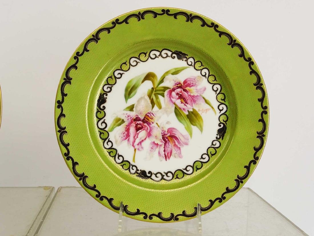 Set Of Limoges Plates - 5