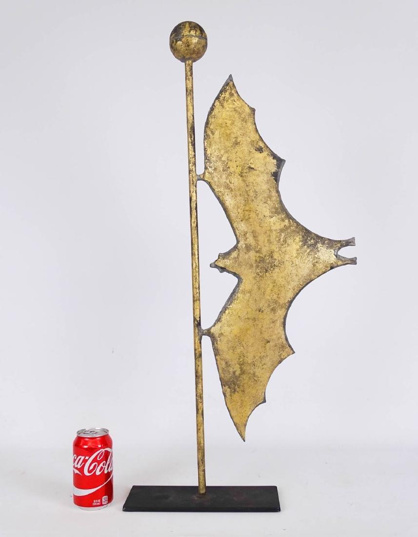 Bat Weathervane