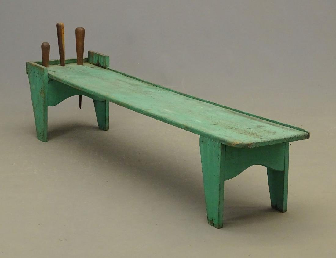 19th c. Cobblers Bench