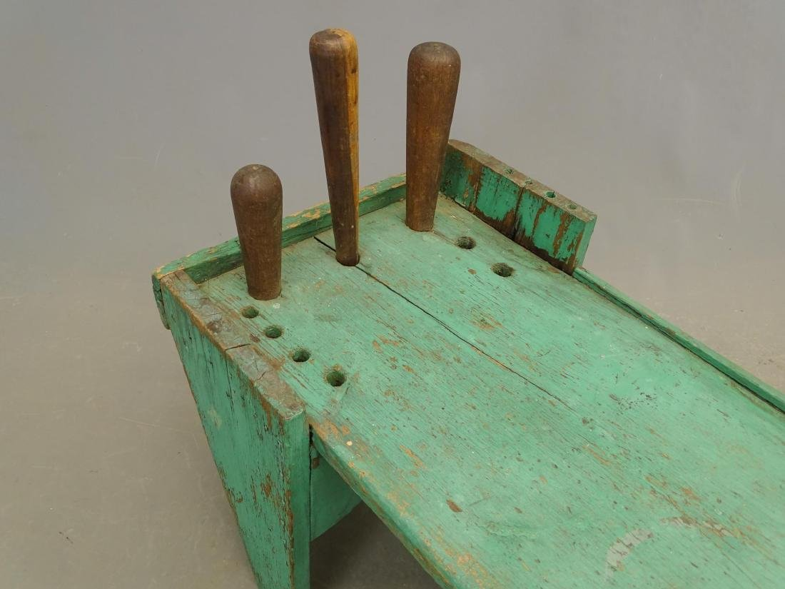19th c. Cobblers Bench - 2