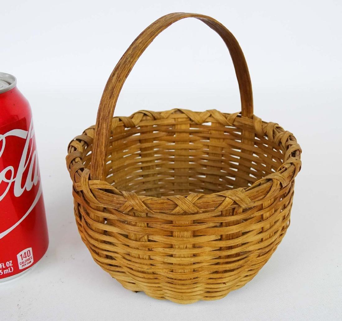 19th c. Basket