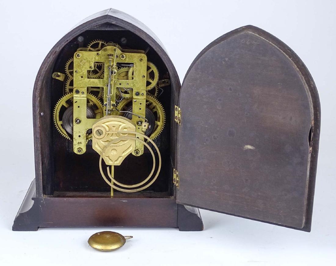 Seth Thomas Beehive Mantle Clock - 5