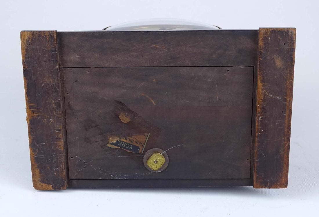 Seth Thomas Beehive Mantle Clock - 7