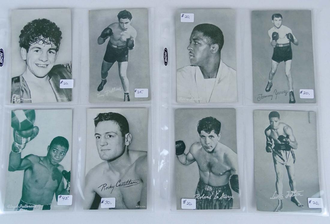Arcade Exhibit Boxing Cards - 4