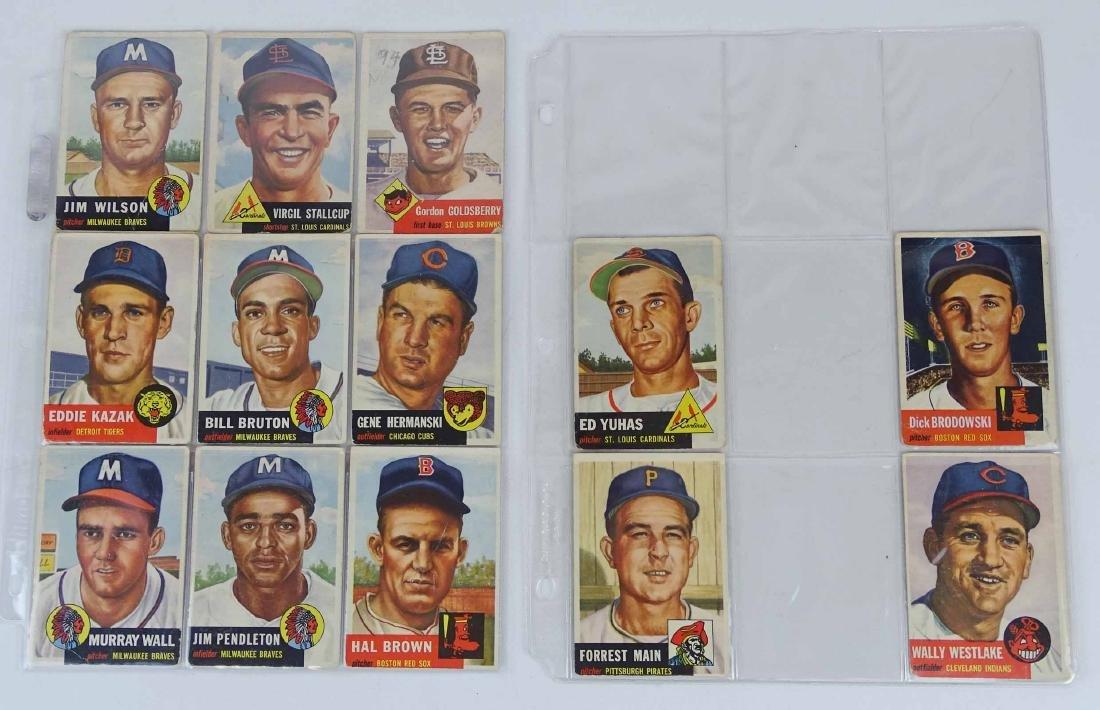Baseball Cards - 3