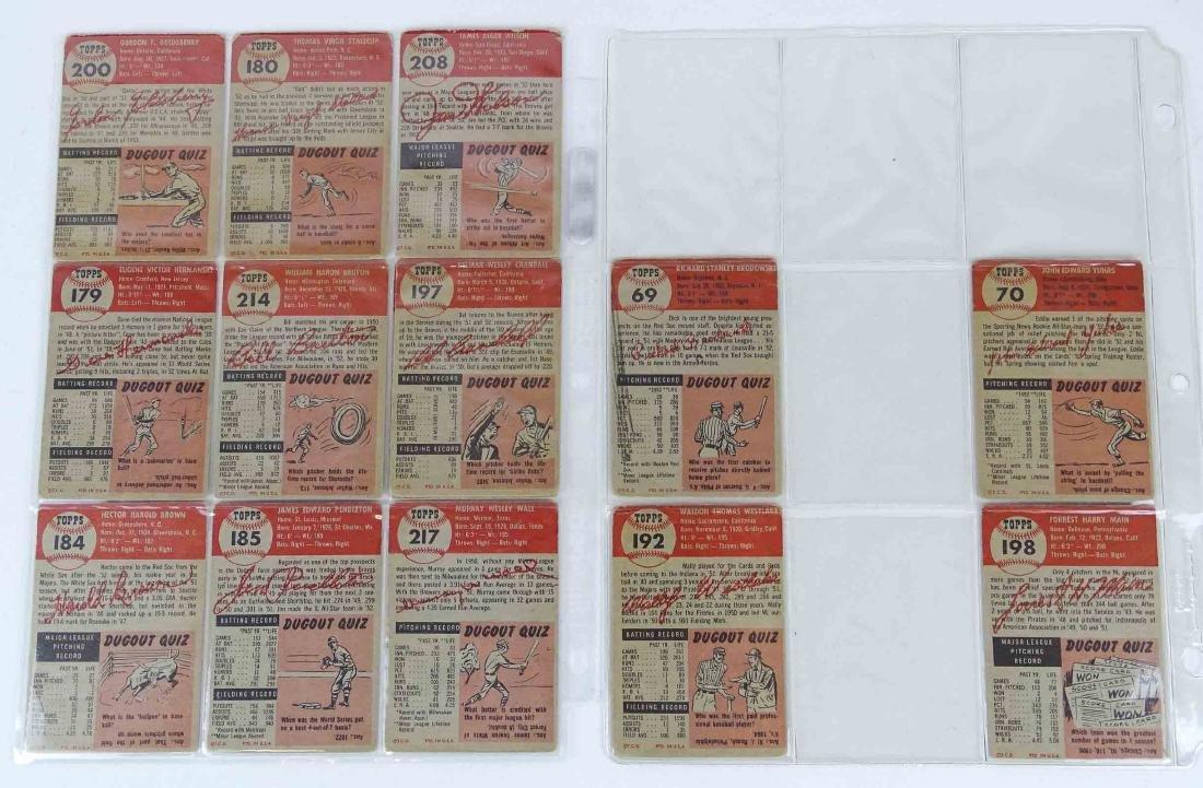 Baseball Cards - 4