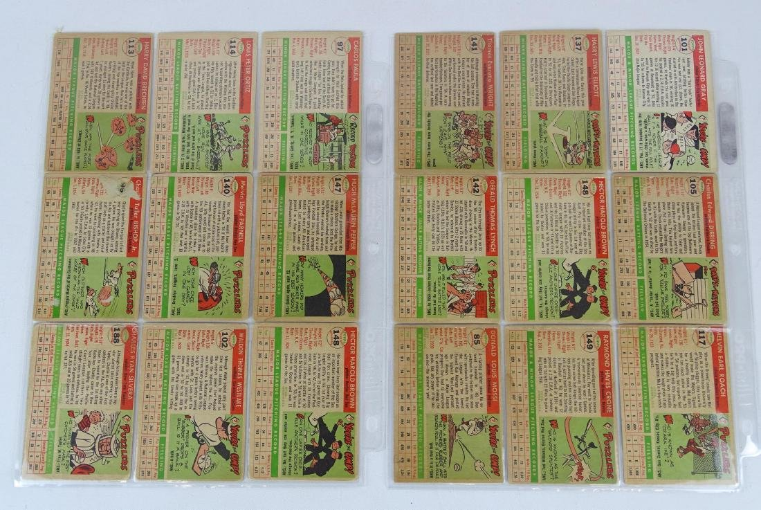 Baseball Cards - 8