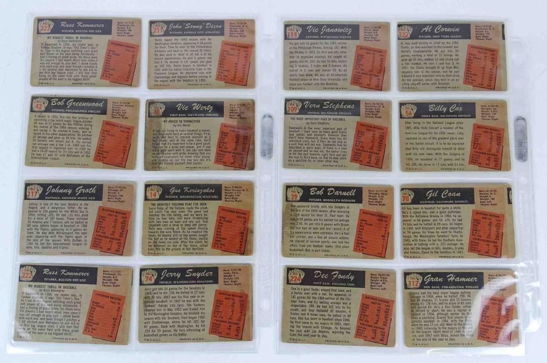 Baseball Cards - 10