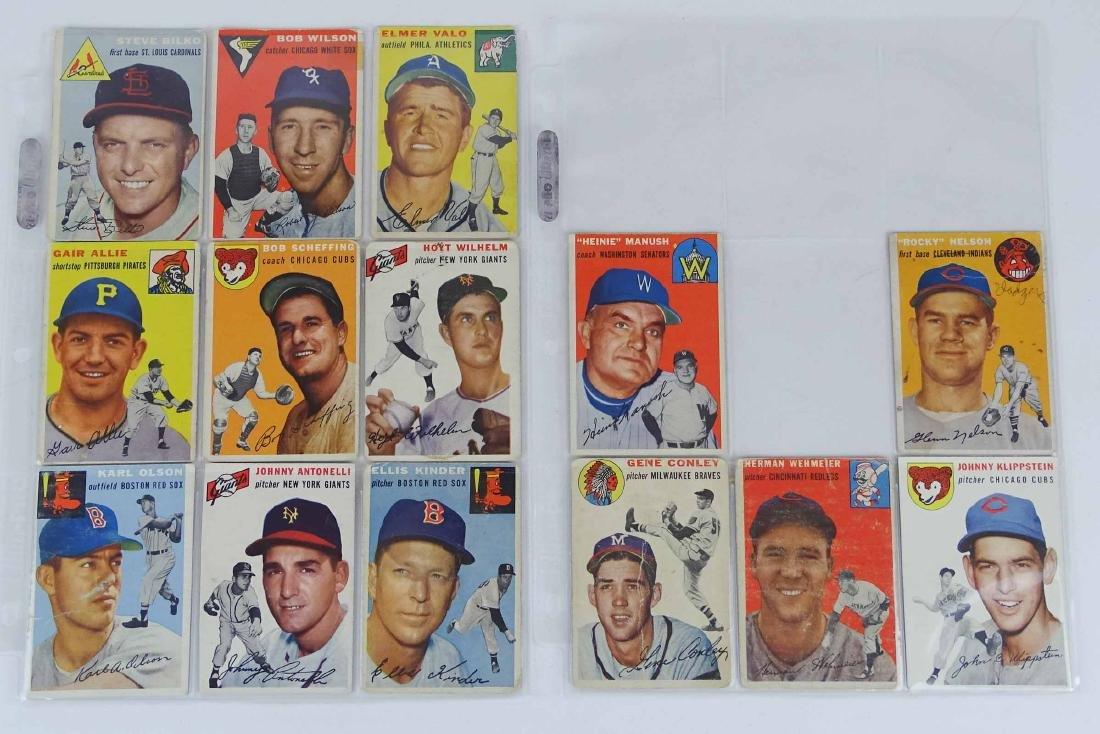 Baseball Cards - 7