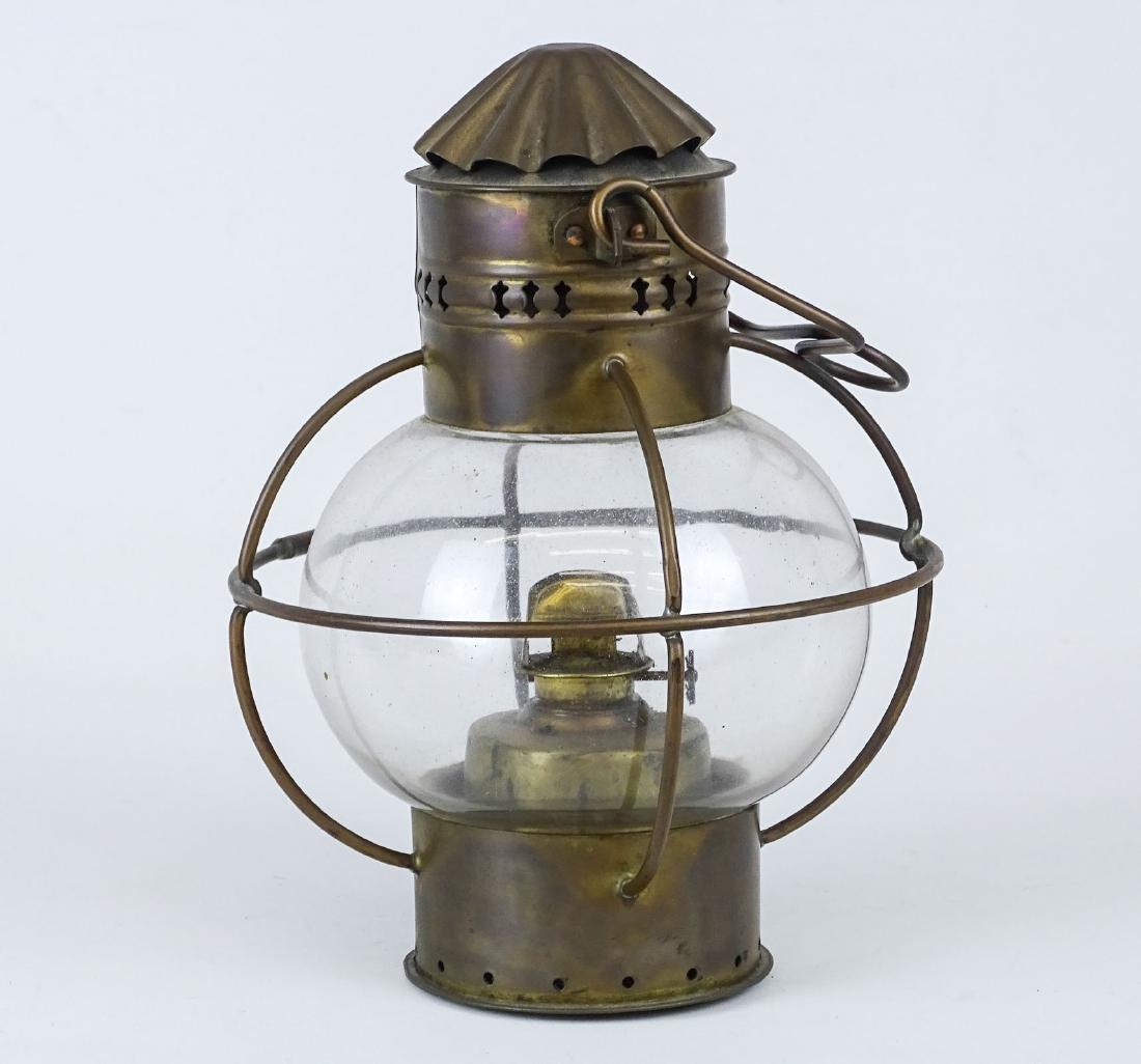 Brass Lantern - 2