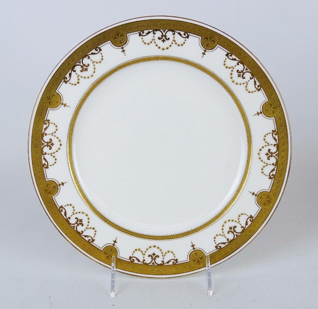Set Of Tiffany Dinner Plates - 2