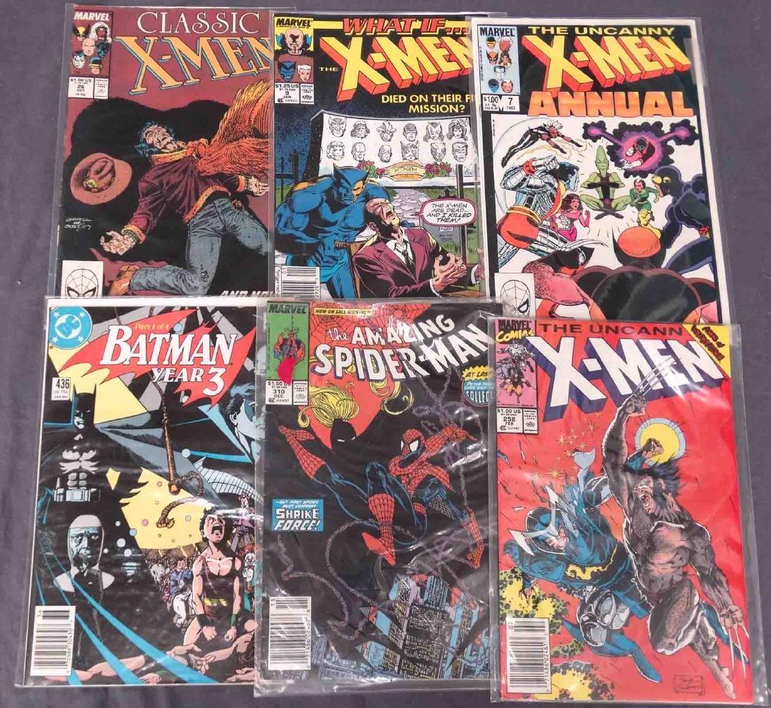 Comic Book Lot - 4