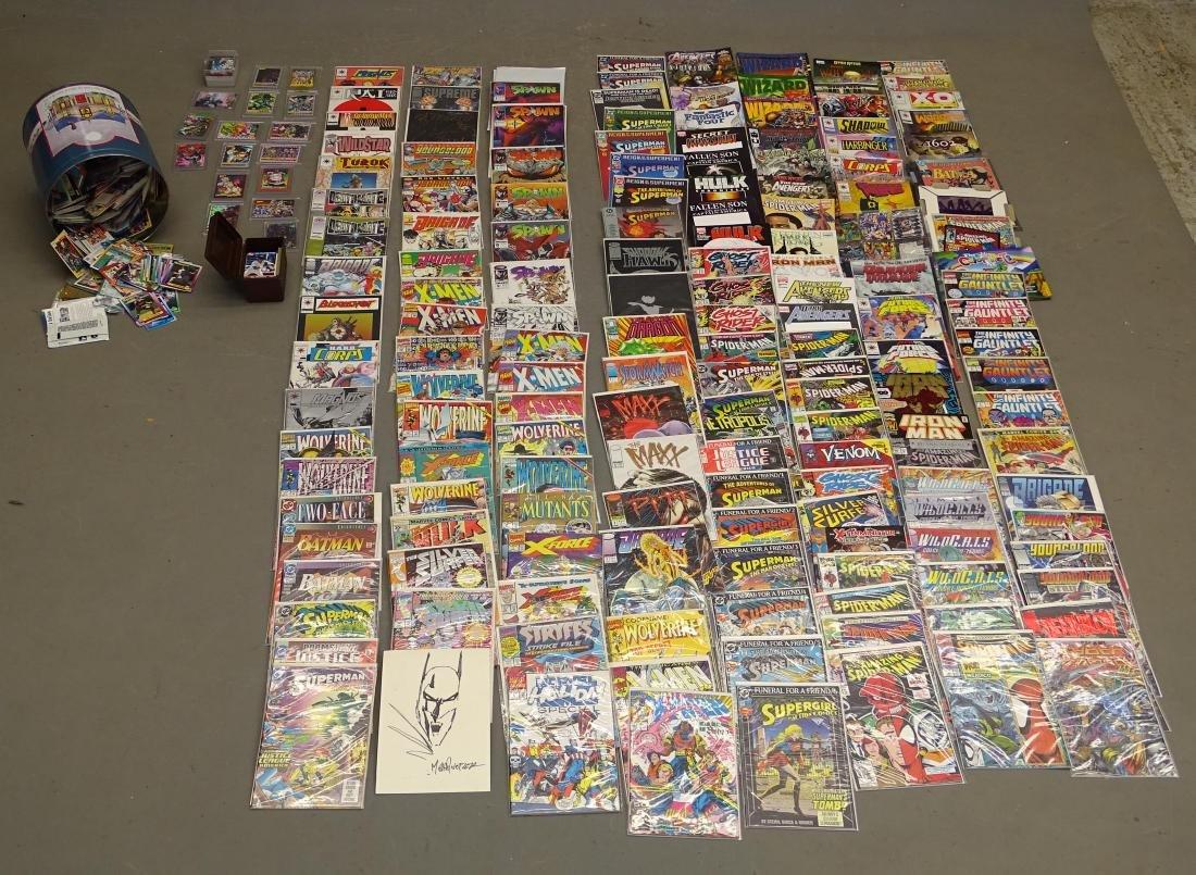 Misc. Comic Lot