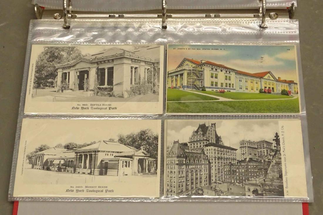 Postcard Lot - 4