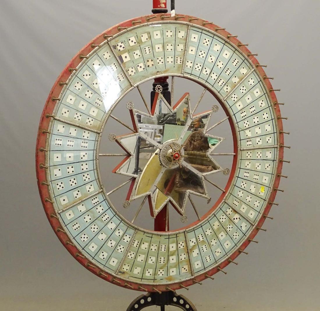 Vintage Game Wheel - 2