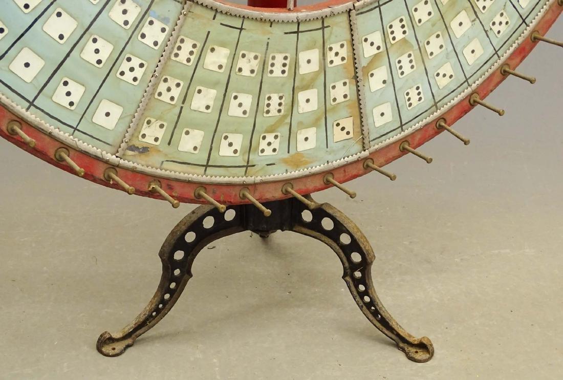 Vintage Game Wheel - 3