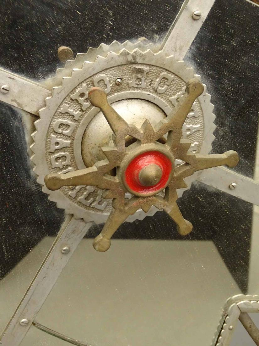 Vintage Game Wheel - 4