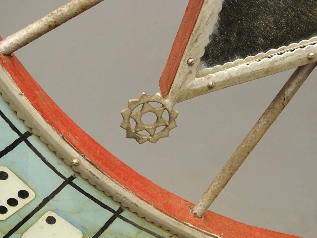 Vintage Game Wheel - 6