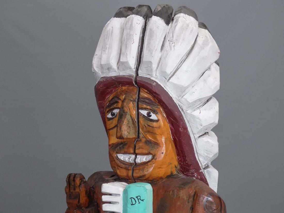 Cigar Store Figure - 2