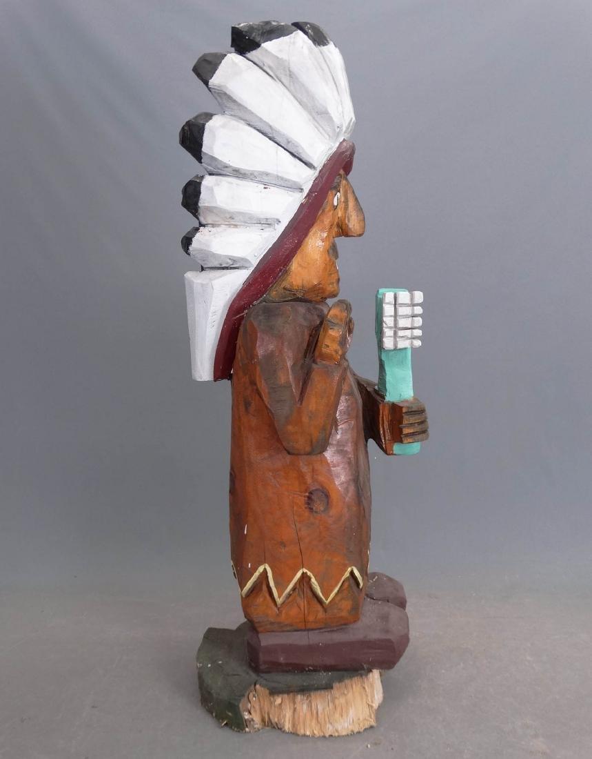 Cigar Store Figure - 3
