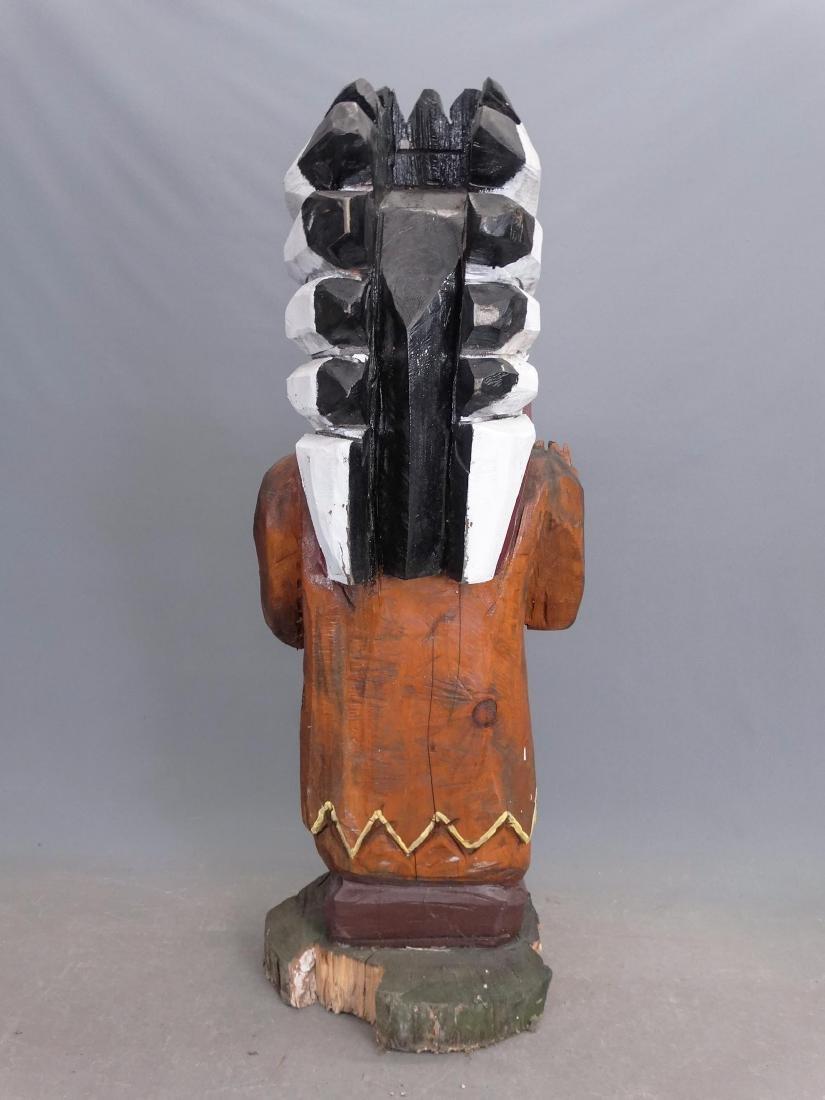 Cigar Store Figure - 5