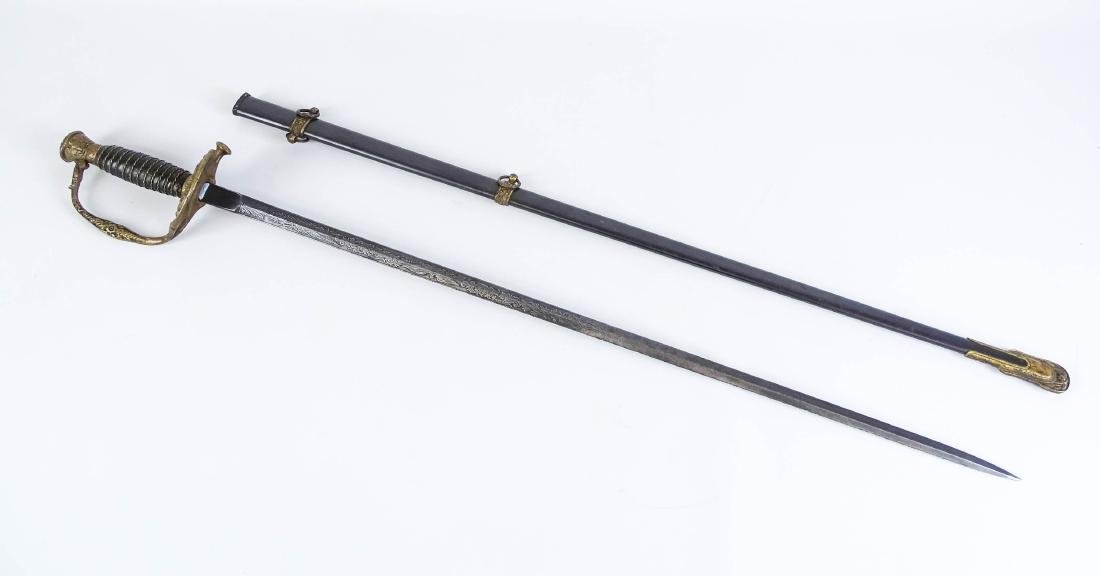 Civil War Presentation Sword - 6
