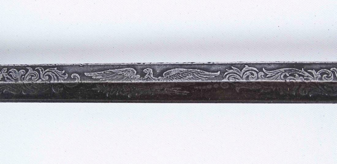 Civil War Presentation Sword - 7