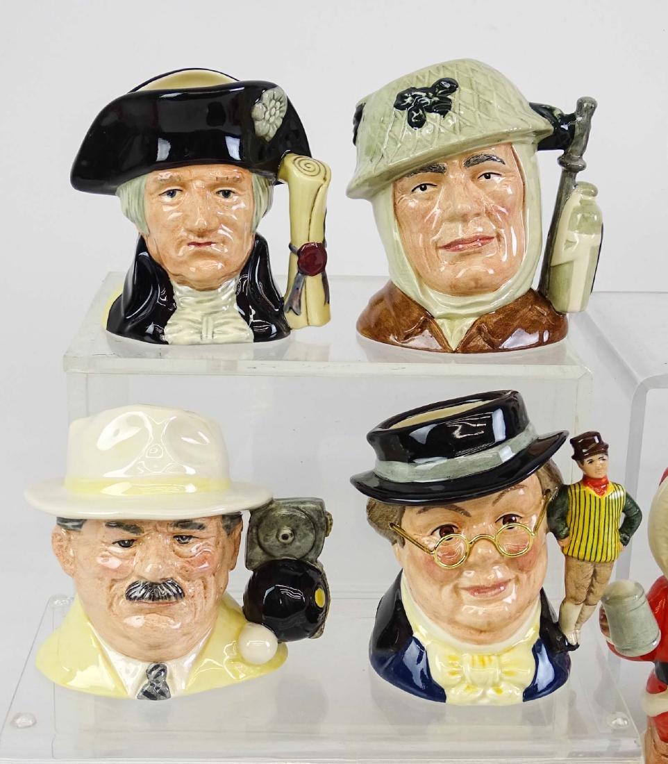 Royal Doulton Figurines - 2