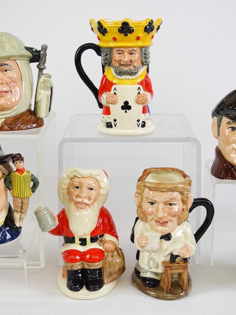 Royal Doulton Figurines - 3