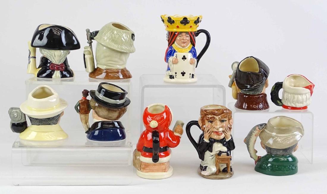 Royal Doulton Figurines - 5