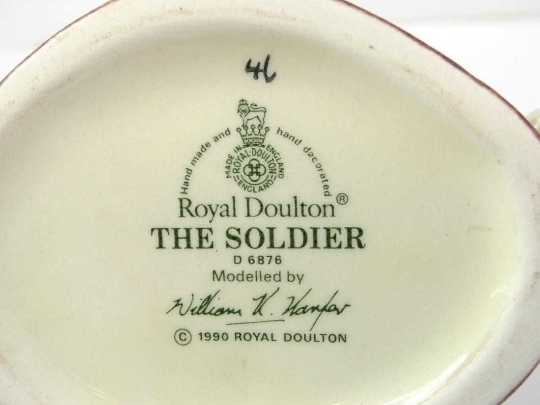 Royal Doulton Figurines - 9