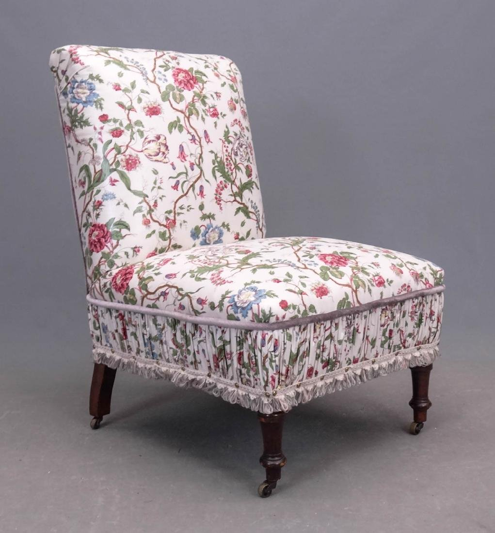 Early Upholstered Chair