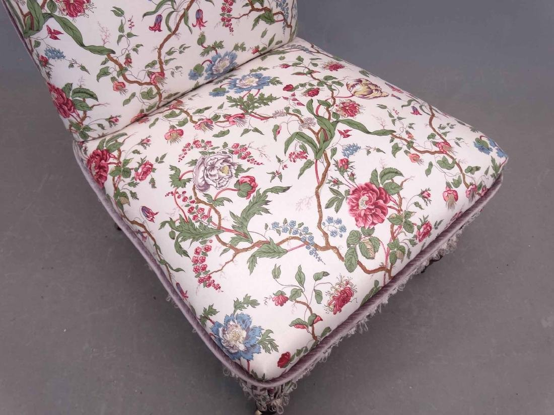 Early Upholstered Chair - 2