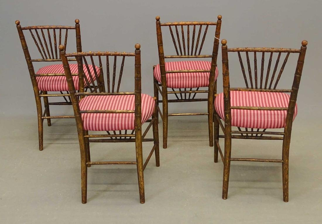 Set Of (4) Ballroom Chairs - 3