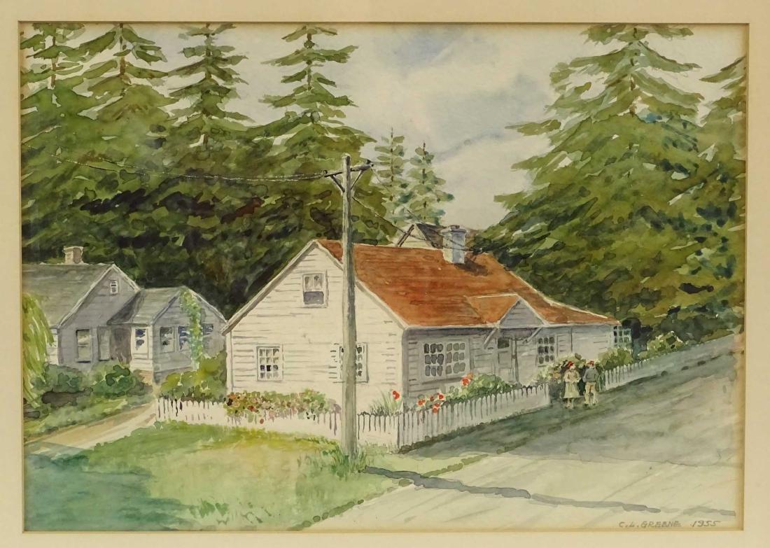 C. L. Greene (20th Century) - 2