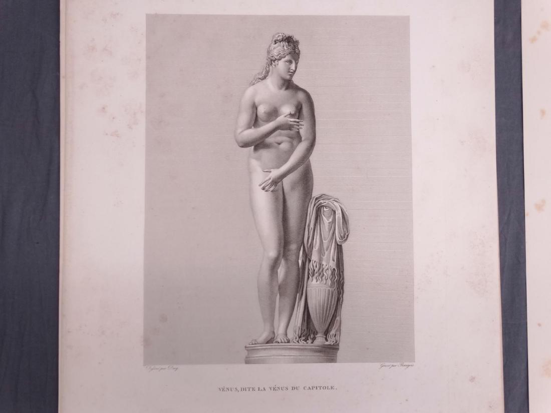 Ancient Statues Mythology Prints (10) - 2