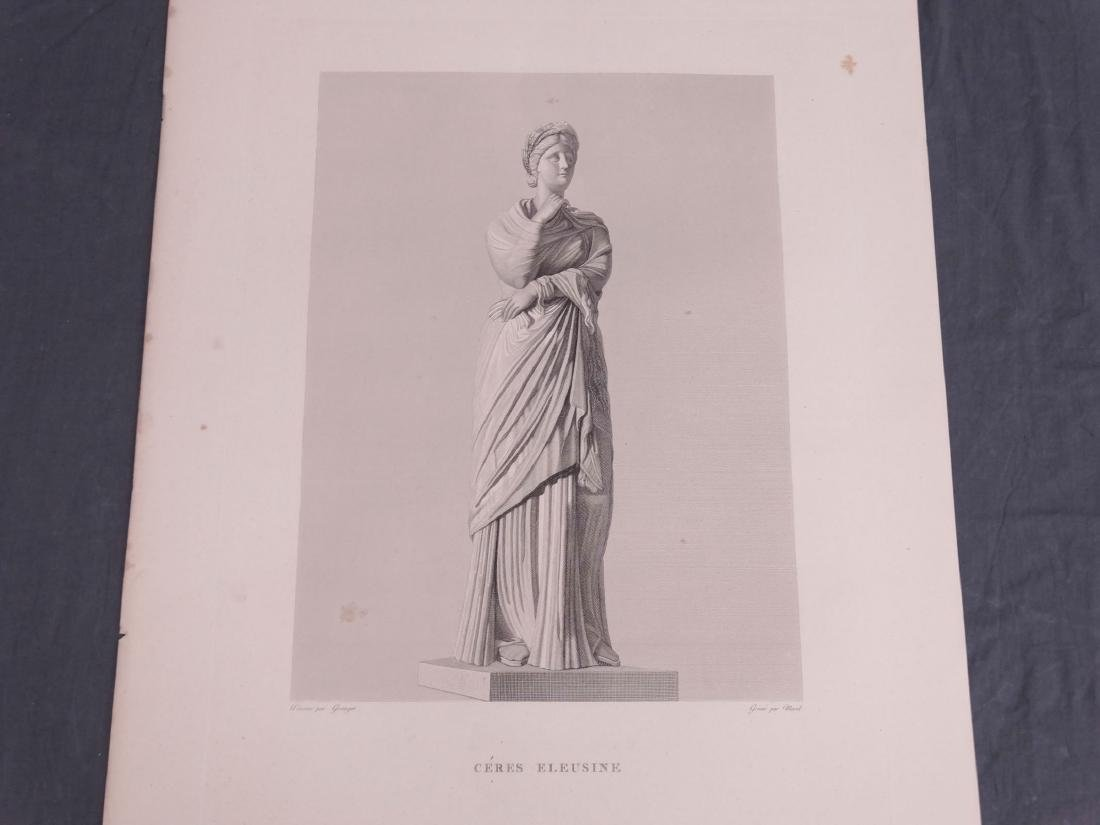 Ancient Statues Mythology Prints (10) - 4