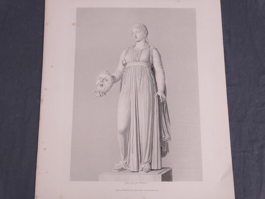Ancient Statues Mythology Prints (10) - 5