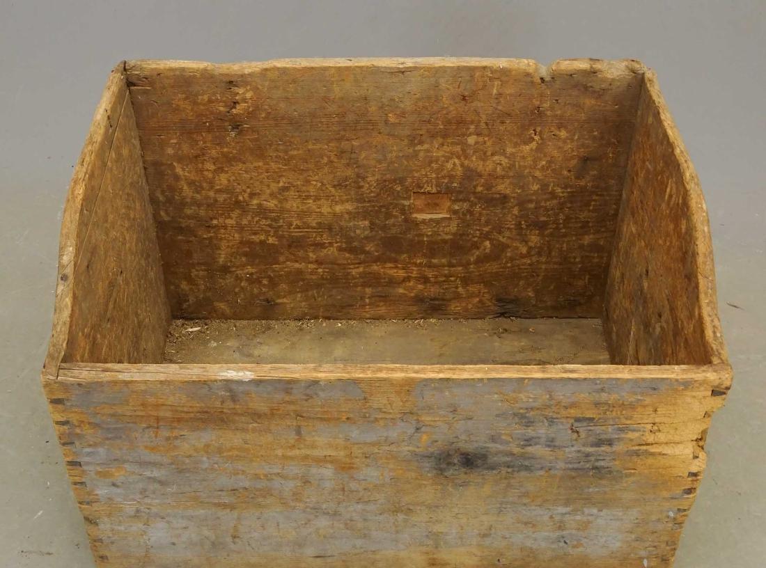 Wood Box - 2